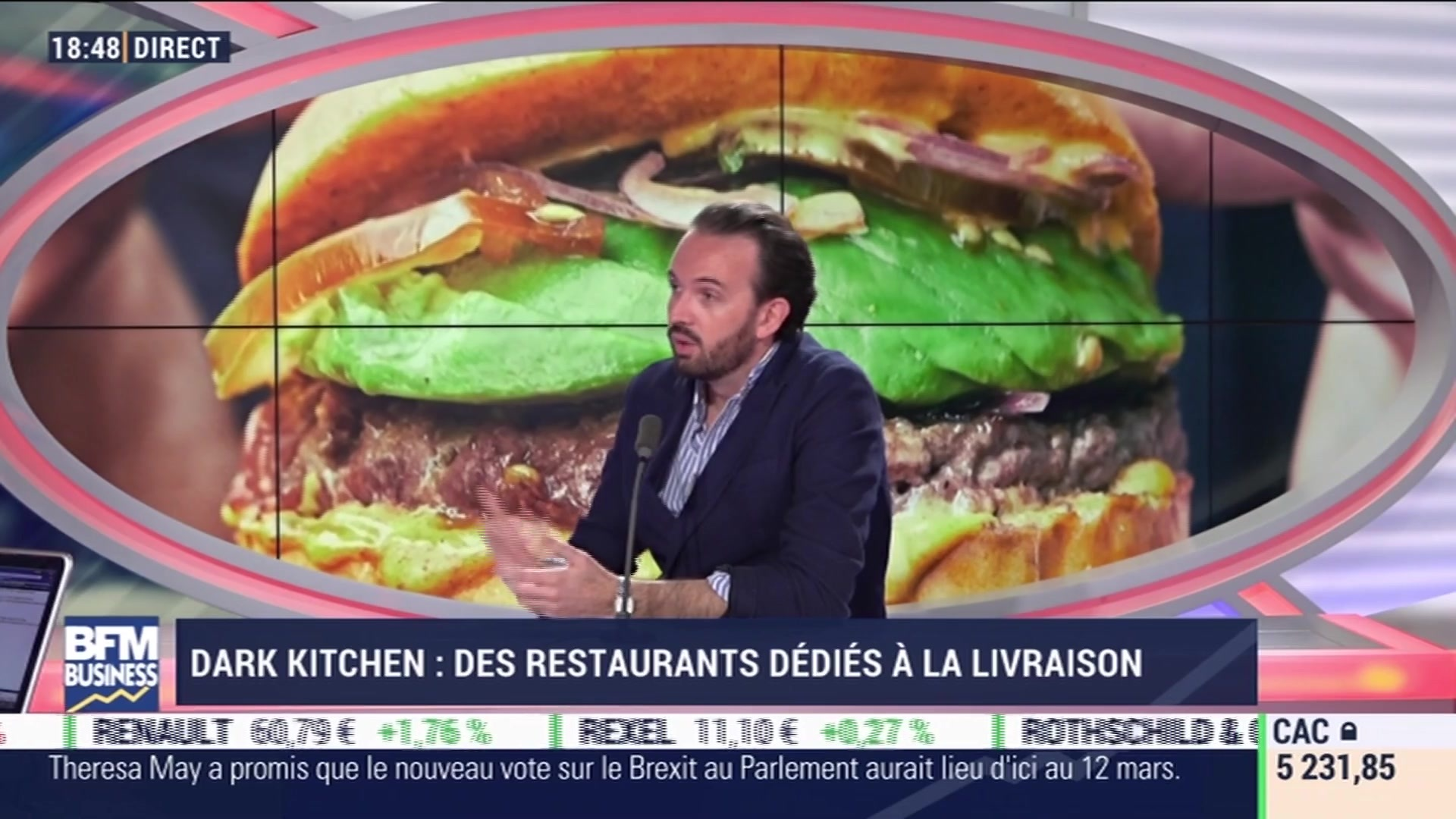 Dark Kitchen: des restaurants dédiés à
