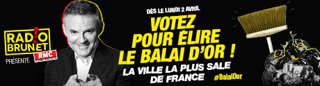 Concours balai d'or / brunet