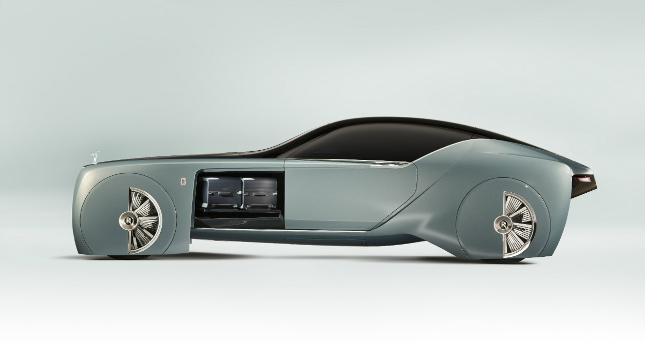 Rolls-Royce VisionNext100