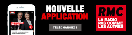 Nouvelle application RMC