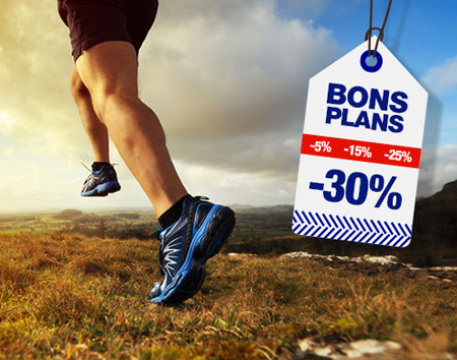 Bons plans et Codes promo