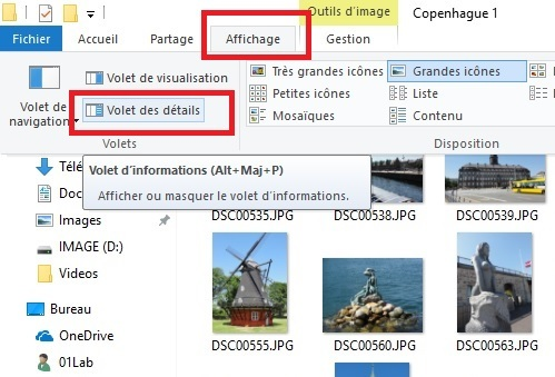 Windows 10 Comment Organiser Ses Photos Par Mots Cles