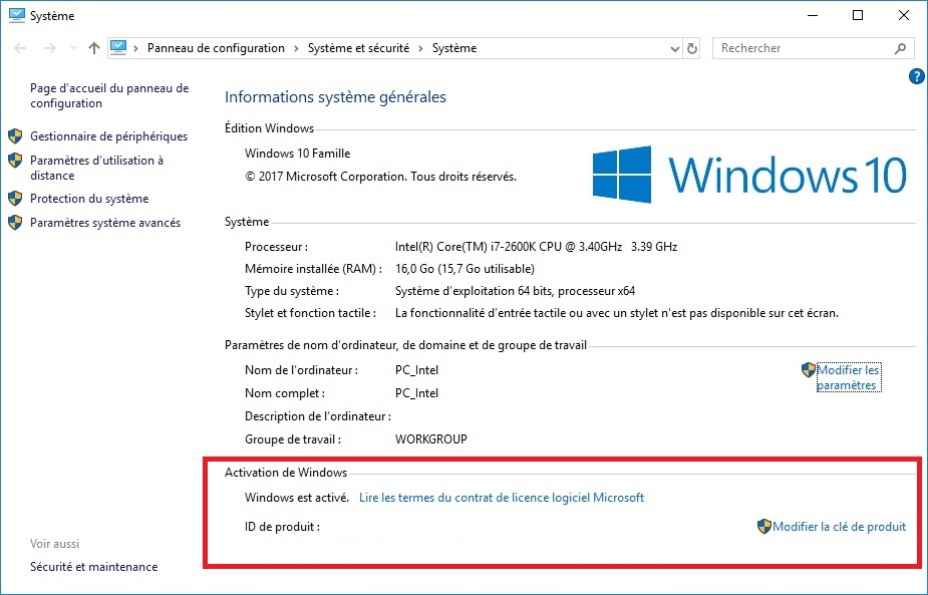 clé dactivation windows 7 32 bits gratuit