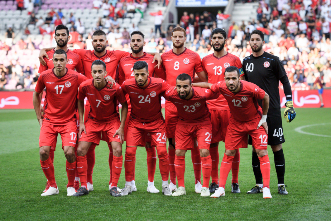Coupe du monde 2018 : Tunisie
