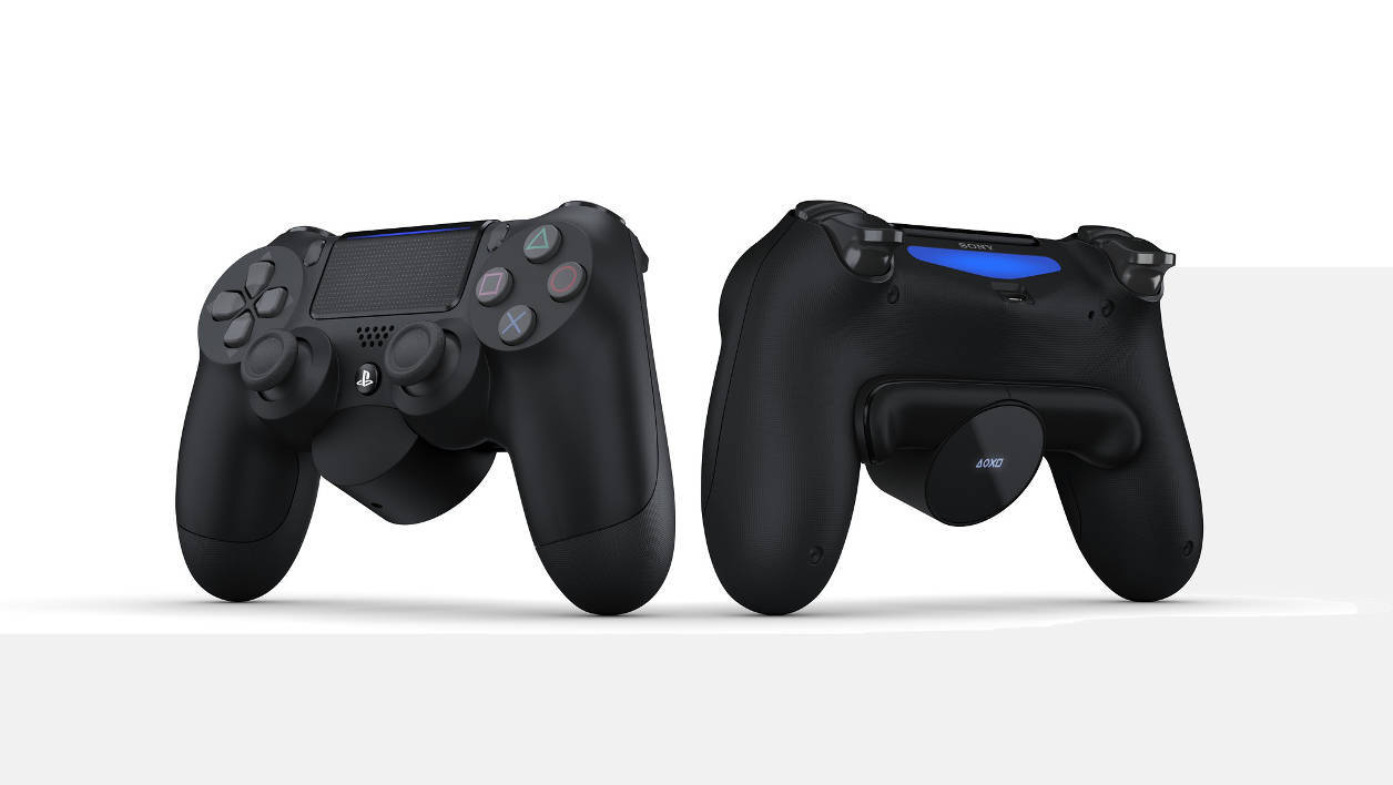 Dual Shock 4 Back Button Attachment
