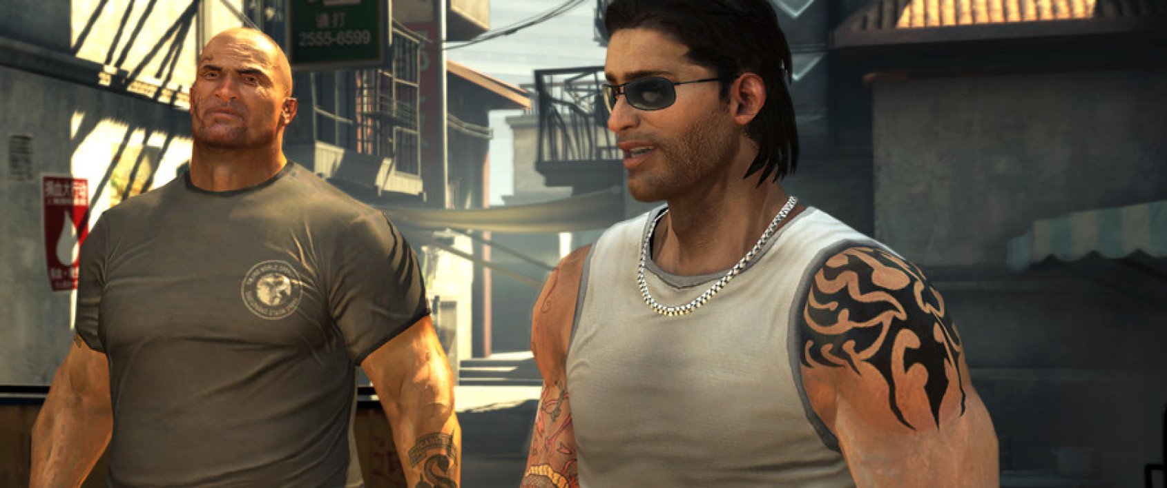 Army of Two : Le 40e Jour