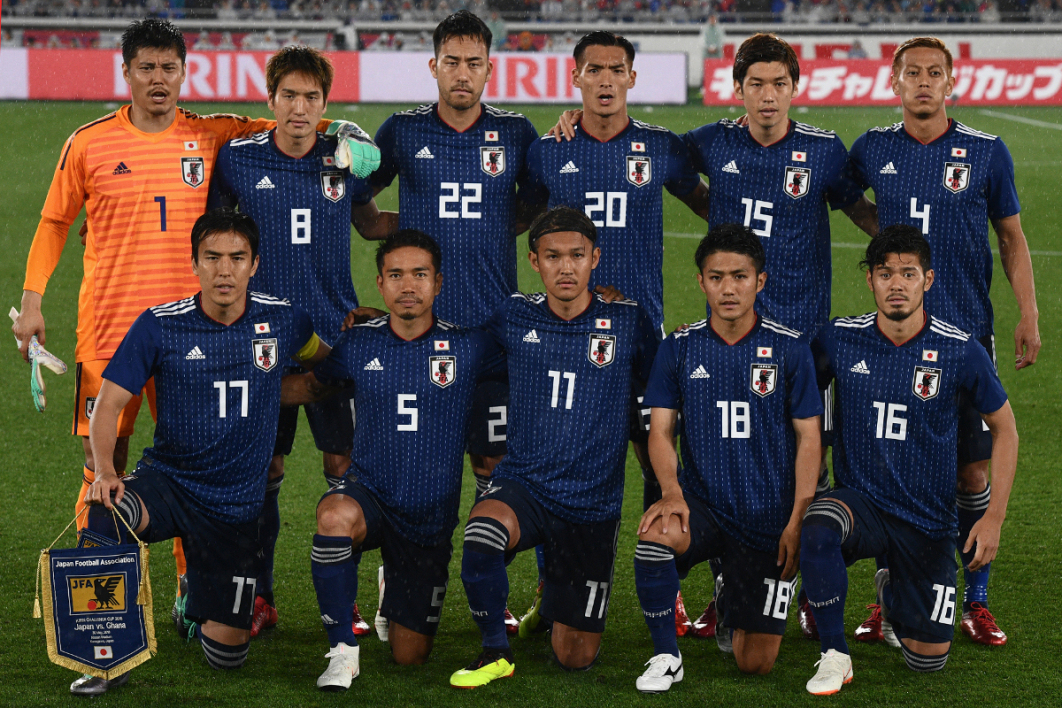 Coupe du monde 2018 : Japon