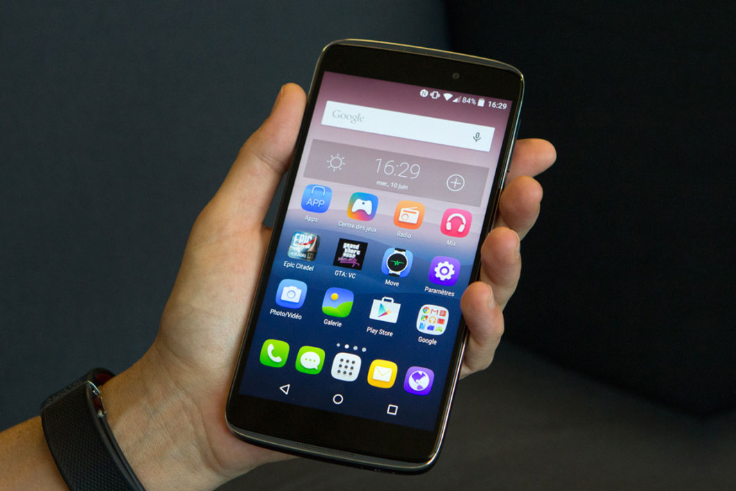 Alcatel Onetouch Idol 3 5,5 pouces