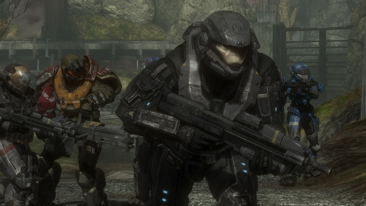 Halo Reach clandestinement...