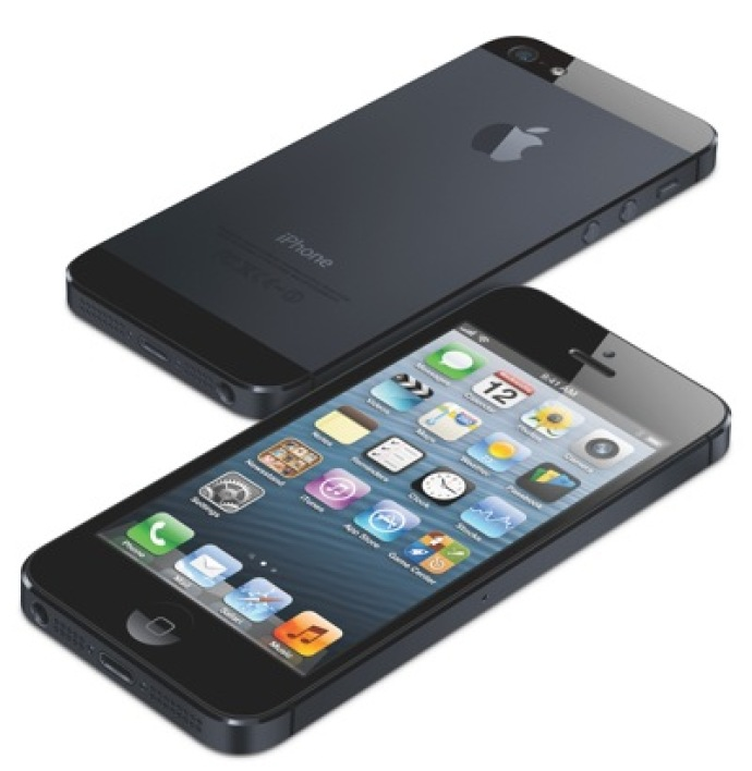 iPhone 5, d'Apple