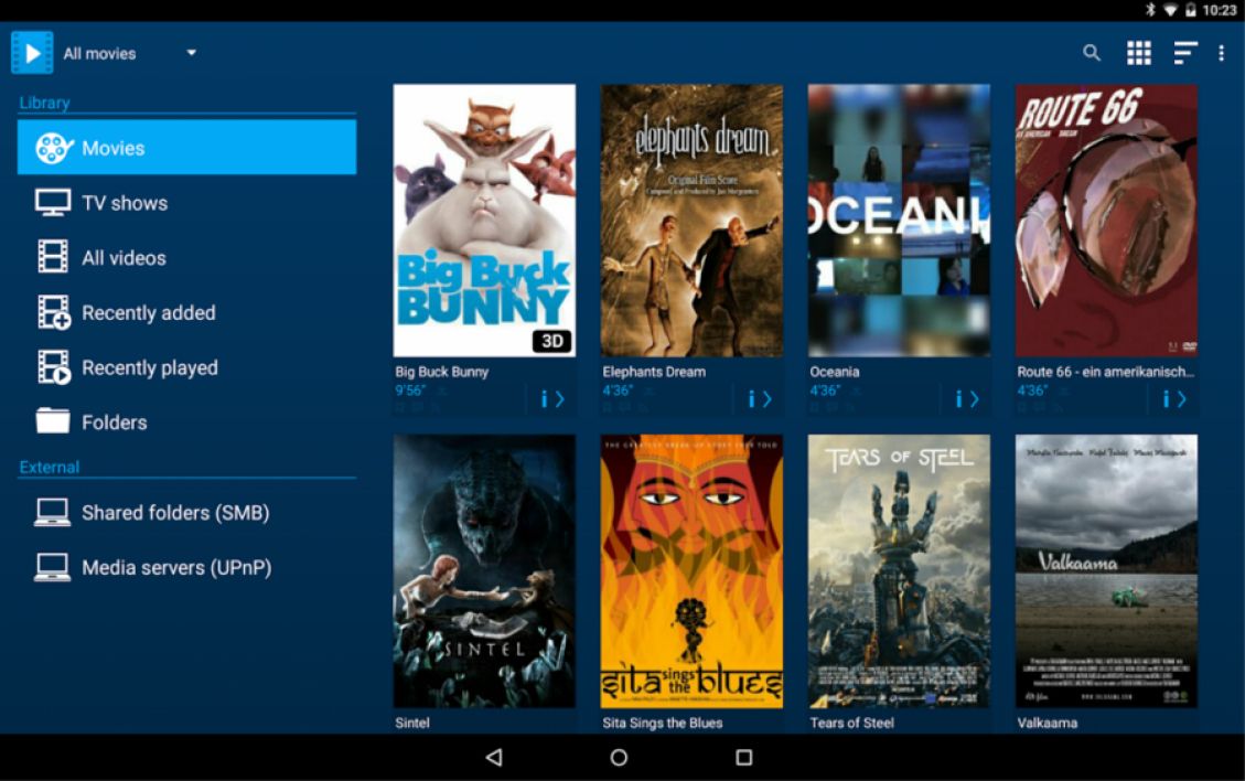 Archos Video Player en version payante
