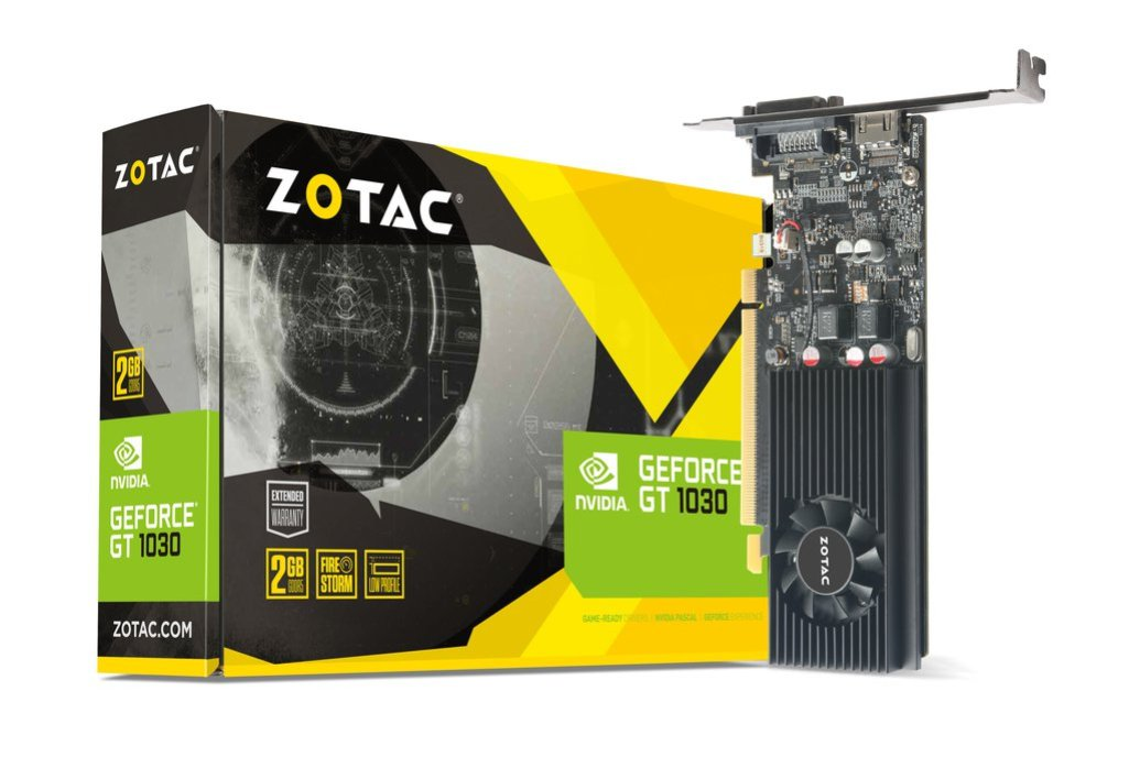 Zotac GeForce GT 1030 2GB