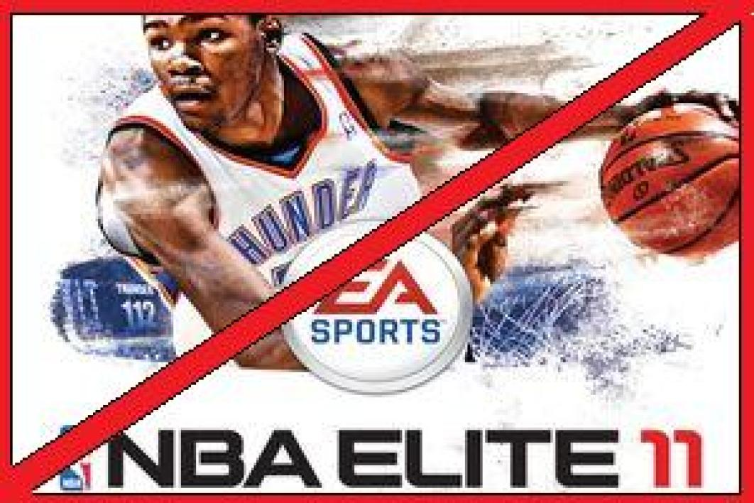 NBA Elite 2011... NOT.