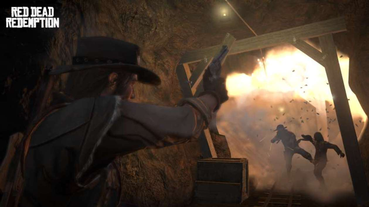 Red Dead Redemption, mauvaise mine...