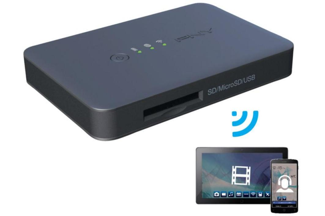 PNY Wireless Media Reader