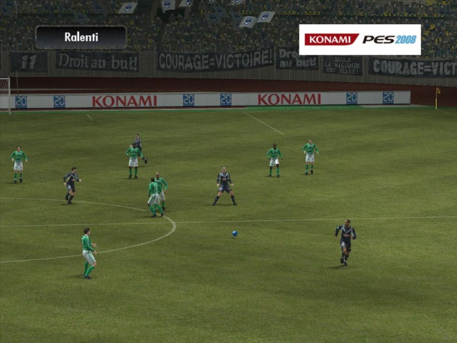 pes 2008 demo sur 01net