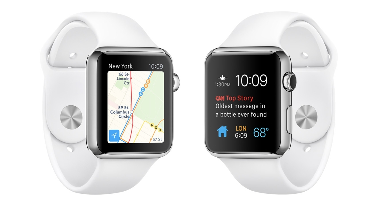 Apple WatchOS 2 Plans