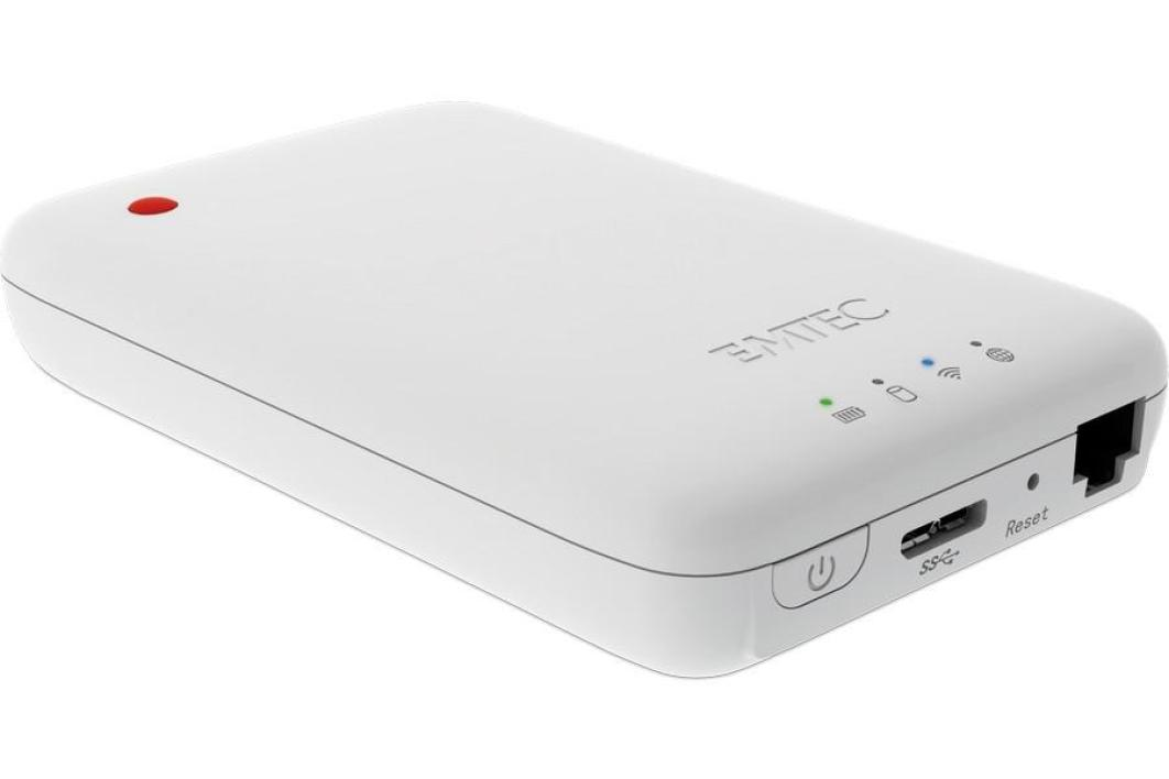 Emtec Wi-Fi HDD 1 To