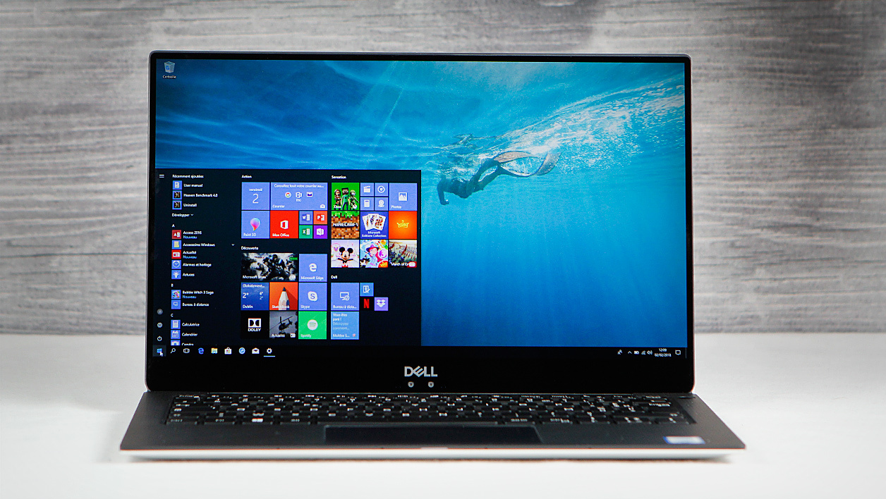 Dell xps 13 cnx37001 le test complet for Dell dalle mate