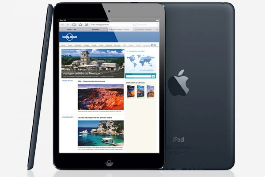 iPad mini, d'Apple