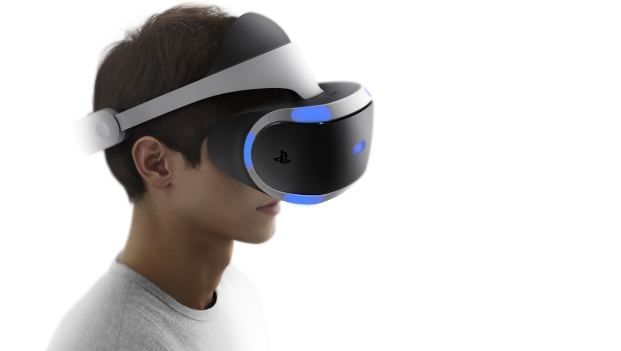 Sony PlayStation VR Morpheus