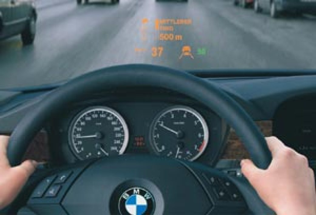 affichage tete haute bmw bmw head up display hud audi a6. Black Bedroom Furniture Sets. Home Design Ideas