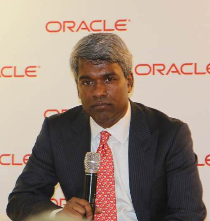 Thomas Kurian, executive vice president, product development Oracle Corporation