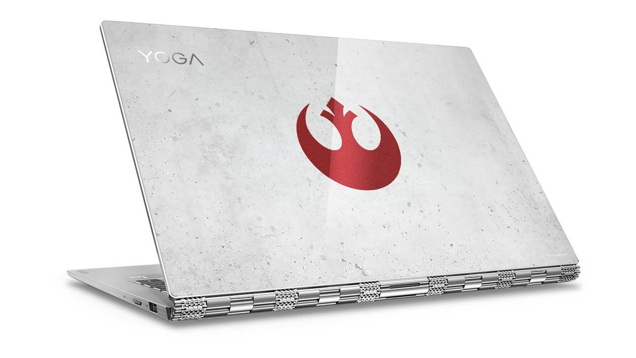 Lenovo Yoga 920 Star Wars Edition Rebel