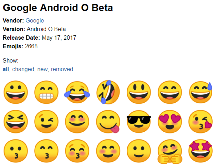 how to get iphone emojis on android avec android o les emojis ressemblent enfin h 233 las 224 2515