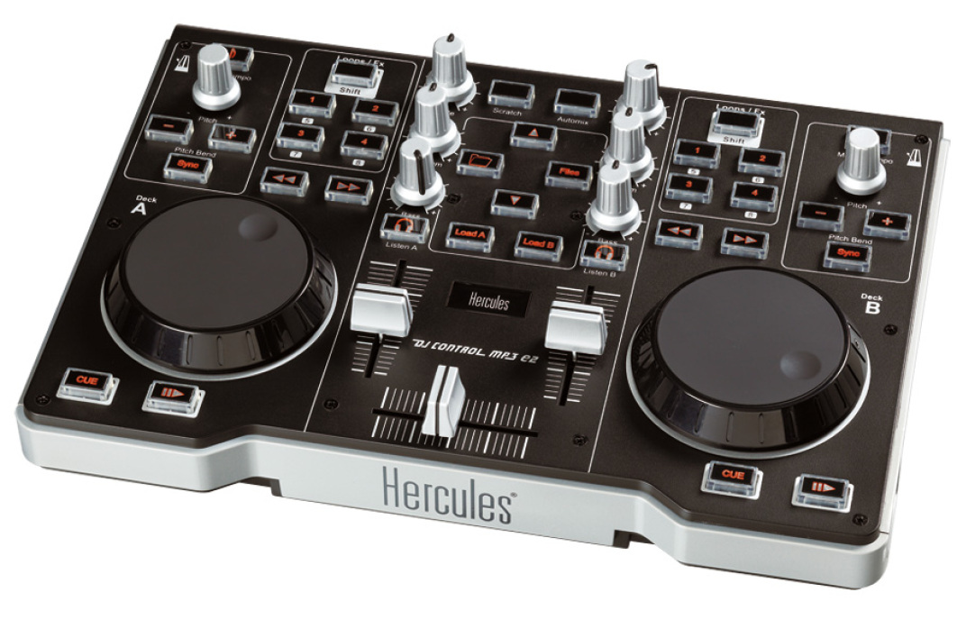 table de mixage hercules dj control mp3 e2 avis