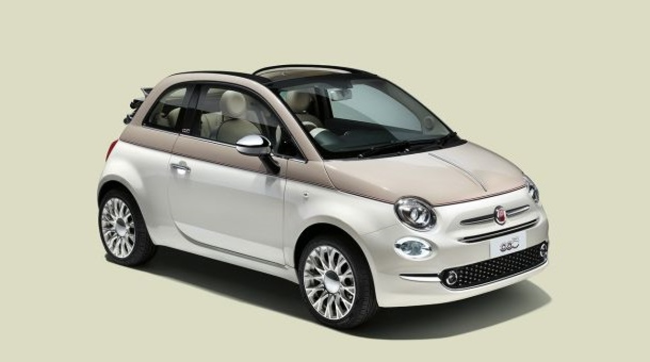 fiat 500 revivez ses 60 ans de carri re en images. Black Bedroom Furniture Sets. Home Design Ideas