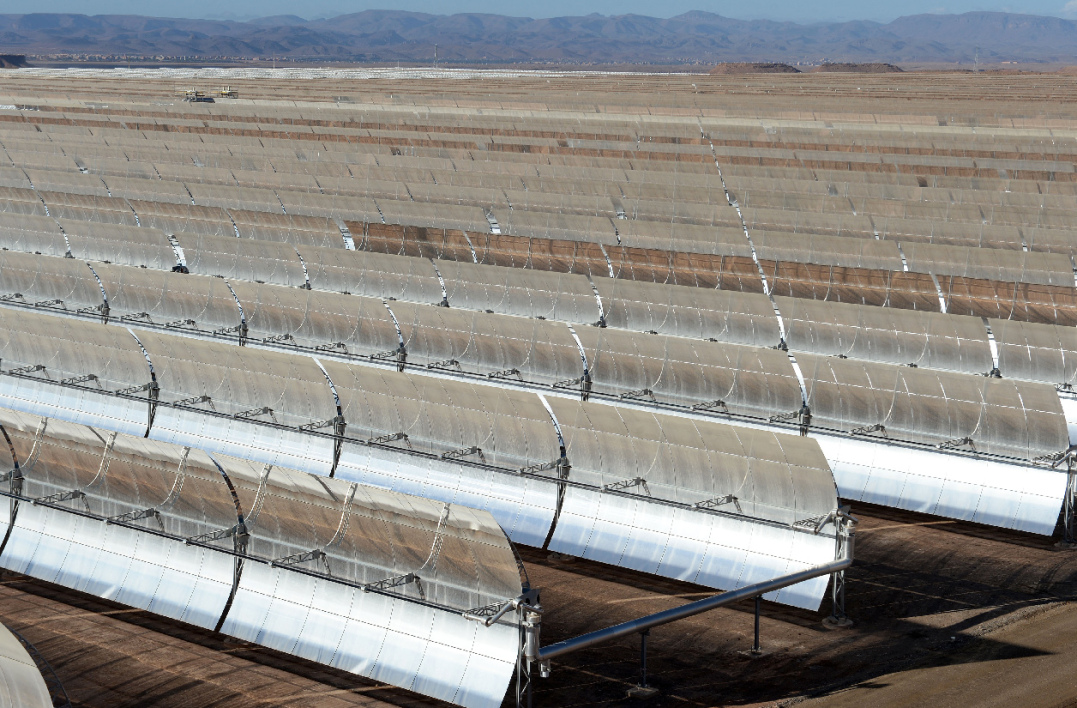 Centrale solaire Noor (Maroc)
