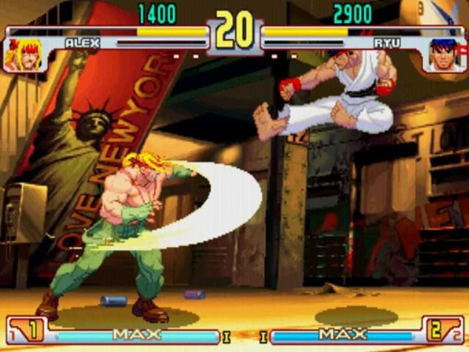 Street Fighter III : 3rd Strike