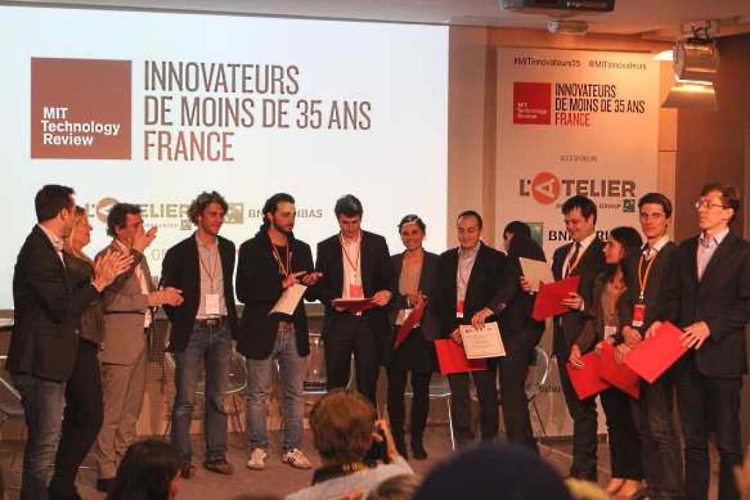 Les dix lauréants du prix du MIT Technology Review