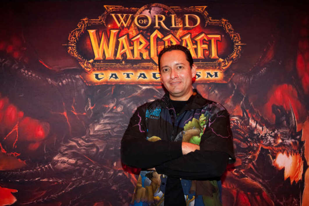 Carlos Guerrero, producteur senior de Cataclysm