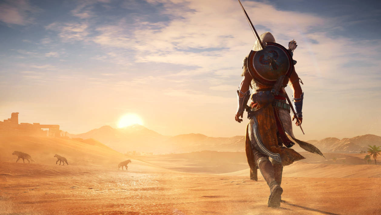 Assassin's Creed Origins Ubisoft