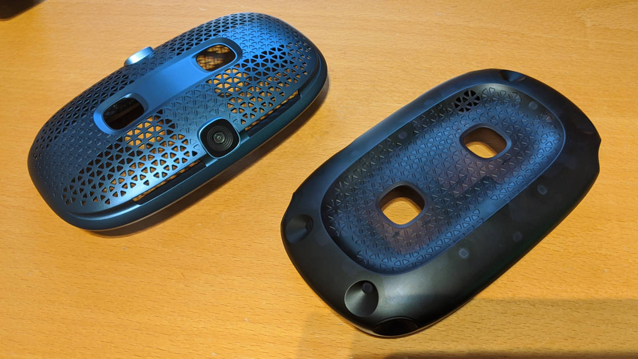HTC Vive Cosmos faceplate