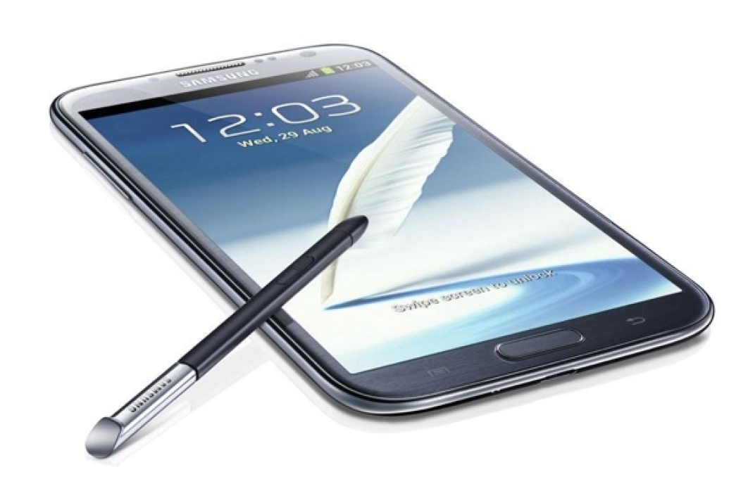 Galaxy Note II, de Samsung