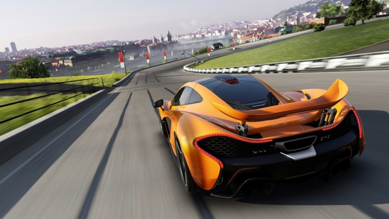 Forza Motorsport 5 utilisera le cloud pour enrichir son gameplay.