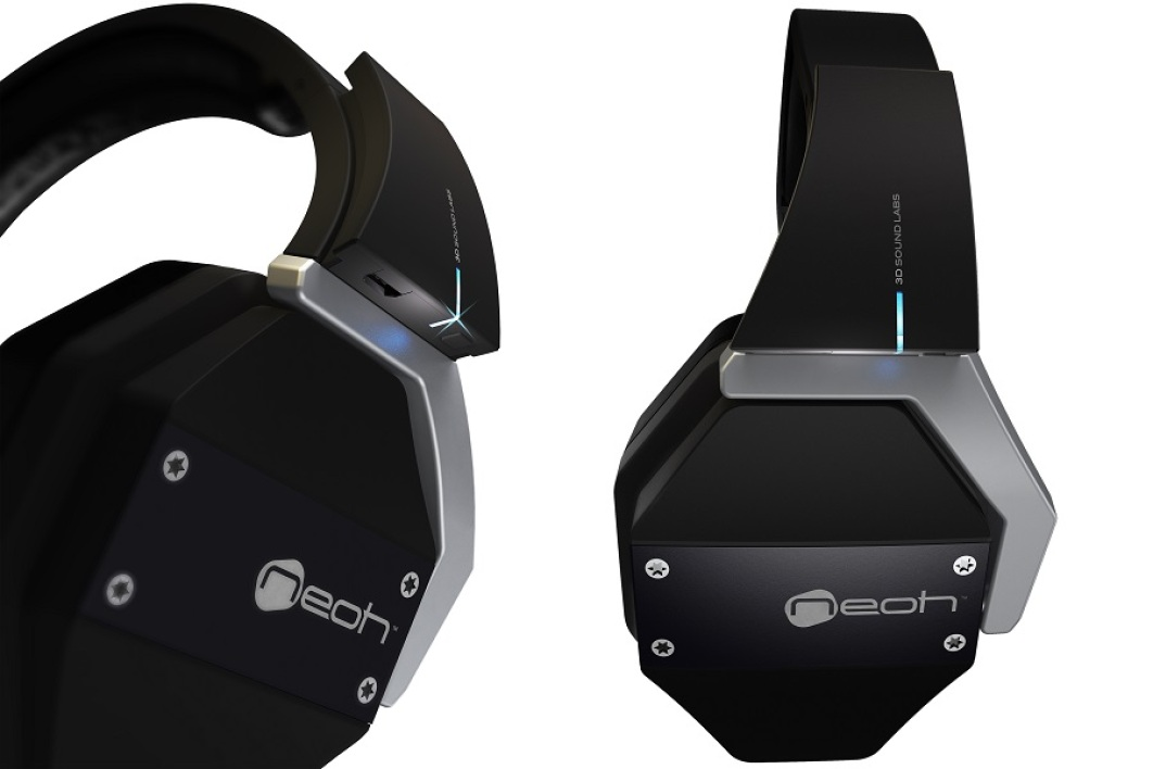 "Casque 3D ""intelligent"" Neoh"