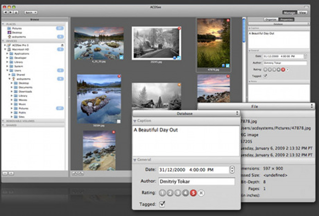ACDSee Pro pour Mac