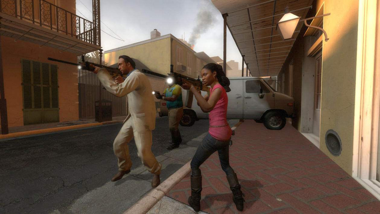 Left 4 Dead 2 - Trio de saucisses