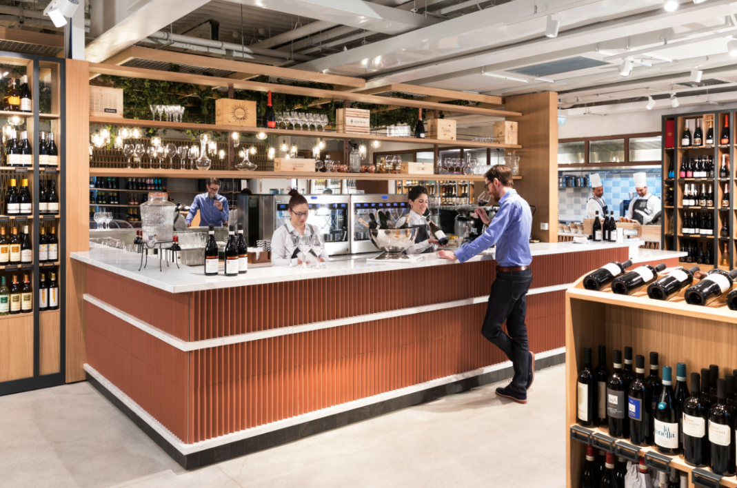 cave eataly