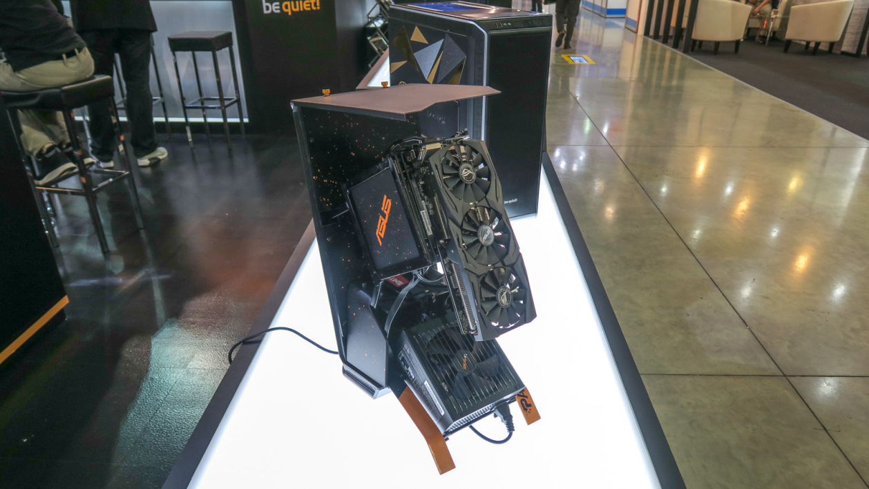 Be Quiet! Computex 2018