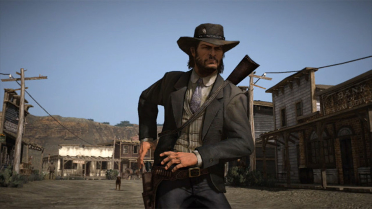Red Dead Redemption - Duel