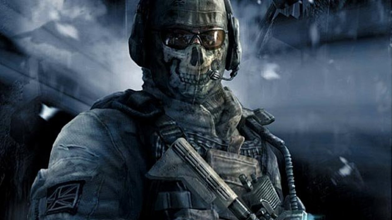 Ghost, Modern Warfare 2