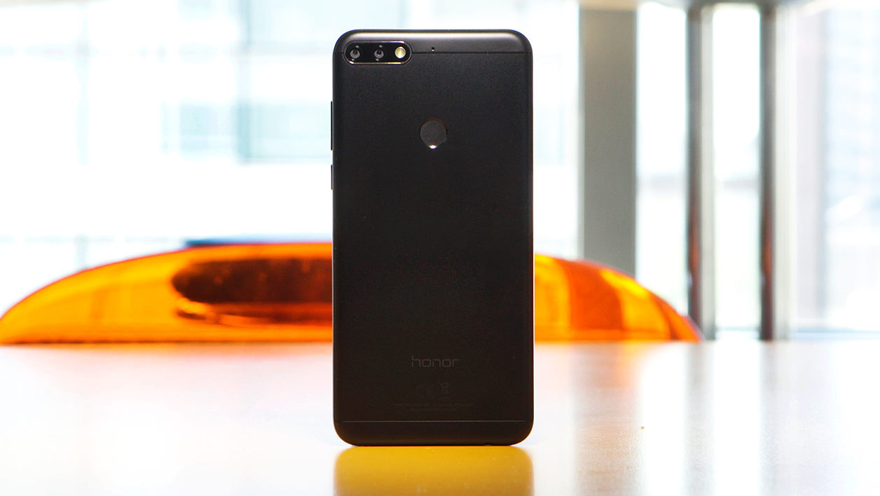 Honor 7C de dos