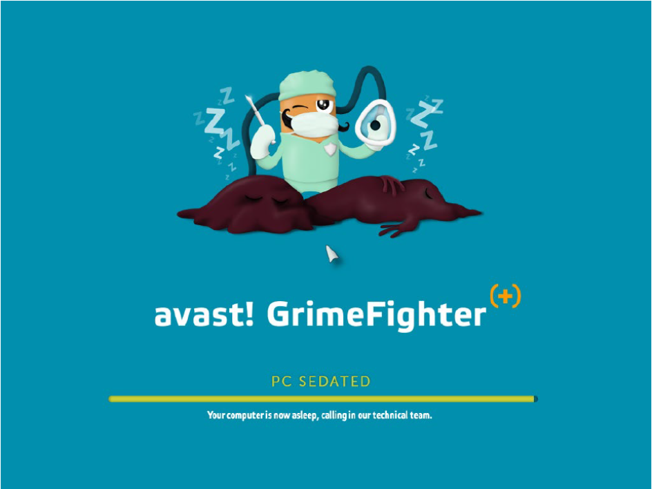 avast! GrimeFighter