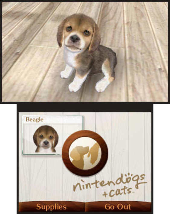 Nintendogs + cats de Nintendo