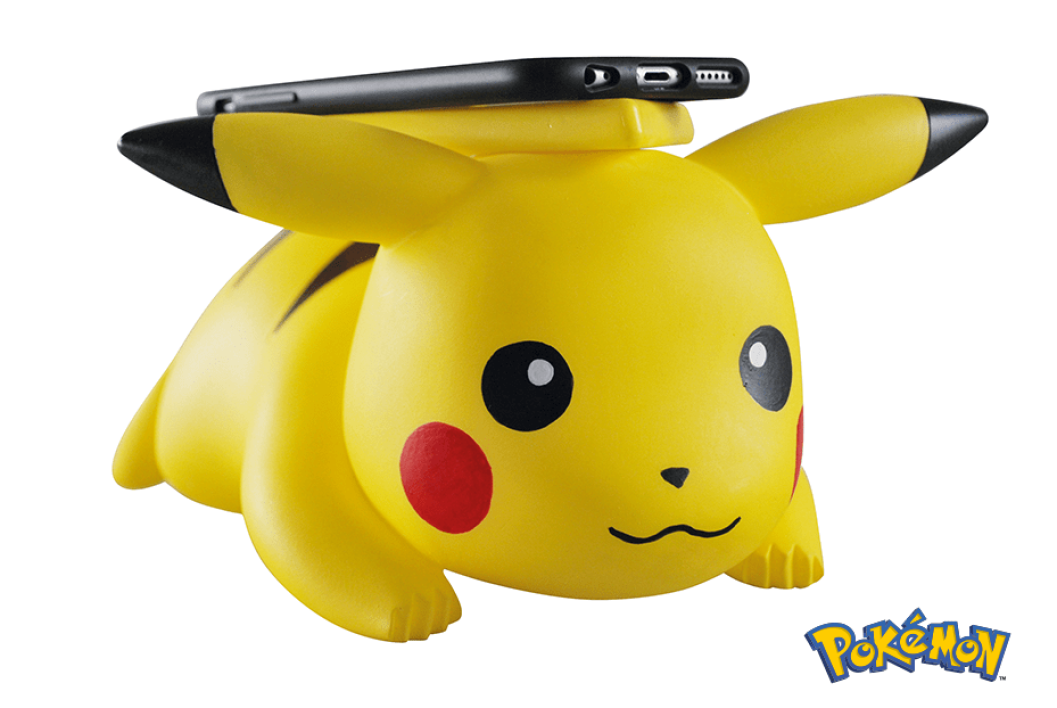 CHARGEUR WIRELESS PIKACHU